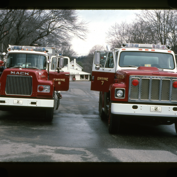 WVFD Old Engine 6 and 7