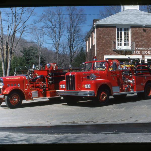 WVFD Old Engine 5 and 1